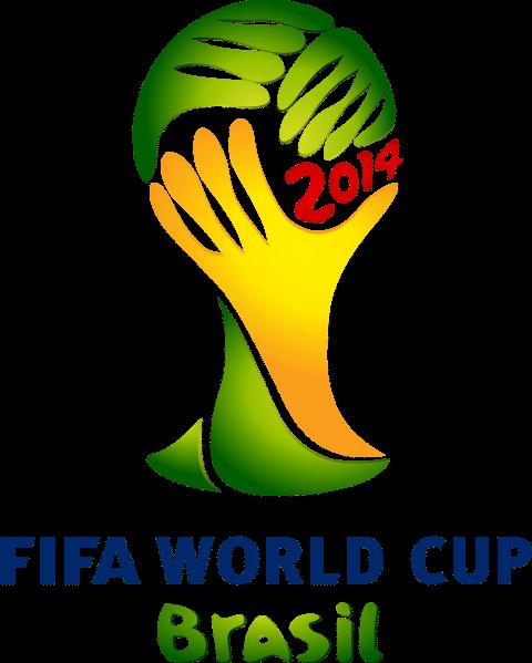 2014 Dünya Kupası Logo - 2014 FIFA Dünya Kupası Brezilya