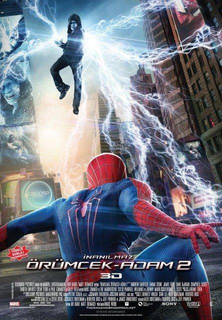 inanilmaz-orumcek-adam-2-1 İnanılmaz Örümcek Adam 2 Film Konusu ve Oyuncuları