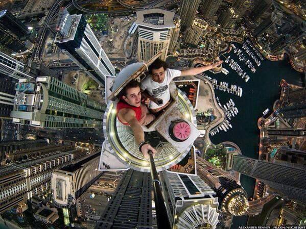 rus-fotografcilarin-muhtesem-dubai-selfiesi İlginç Fotoğraflar -1