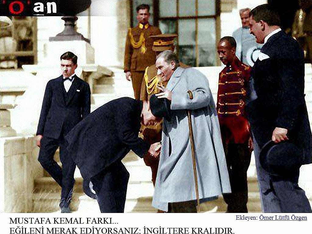 Atatürk Ne Yaptı? Diyenlere