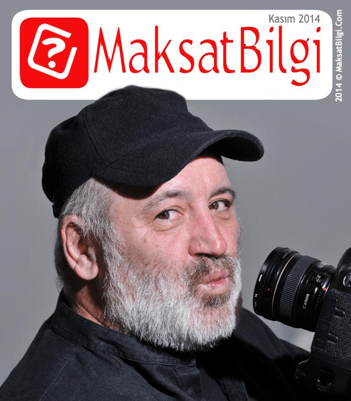 MaksatBilgi com Kasim Kapak Savas Ay - MaksatBilgi Kapak Kasım 2014 - Savaş Ay