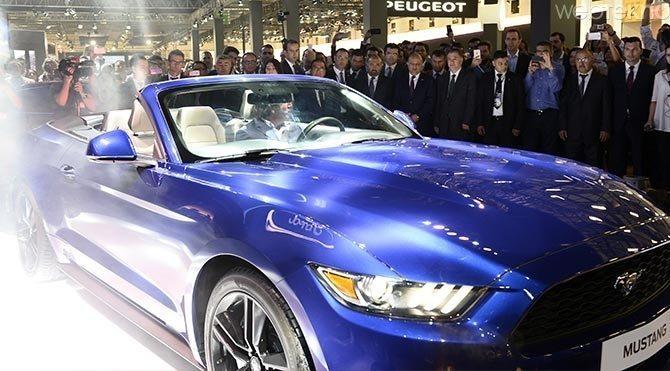 Auto-Show-2015-Fuari-Ford-Mustang