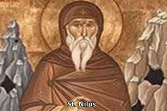 St-Nilus Tarihin En Korkunç 10 Kehaneti