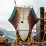 Şimdiye Kadar ki en büyük kargo gemisi