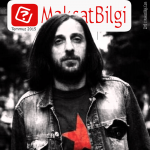 MaksatBilgi Temmuz 2015 Kapağı – Kazım Koyuncu