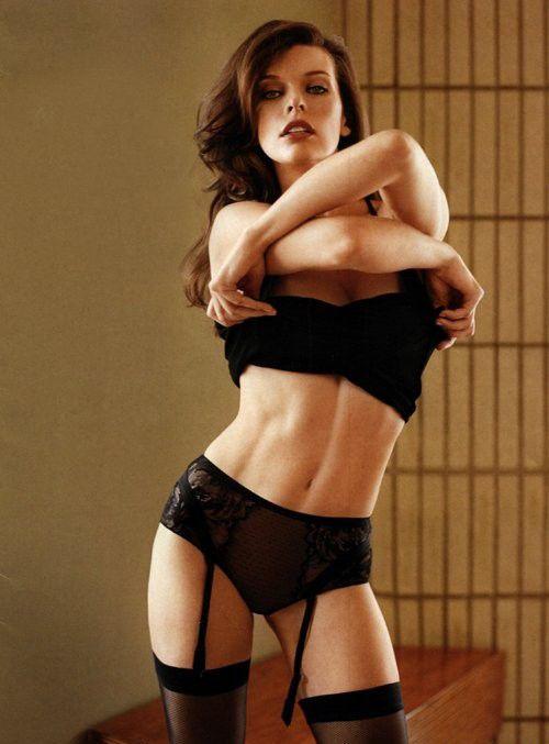 Milla Jovovich | MaksatBilgi Milla Jovovich