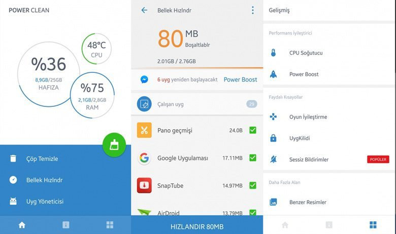 power-clean-android