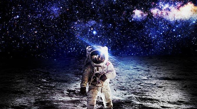 astronot Dünya Ve Uzay Hakkında İlginç Gerçekler