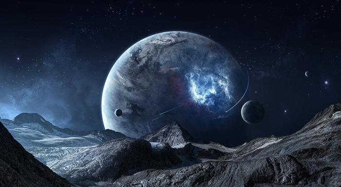 uzay- Dünya Ve Uzay Hakkında İlginç Gerçekler
