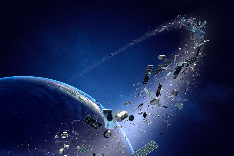 -uzay-uyduları- Dünya Ve Uzay Hakkında İlginç Gerçekler