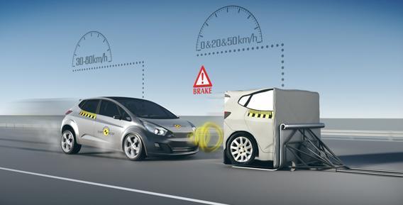-fren 2- Arabalarda Otomatik Fren Sistemi Nasıl Çalışır?