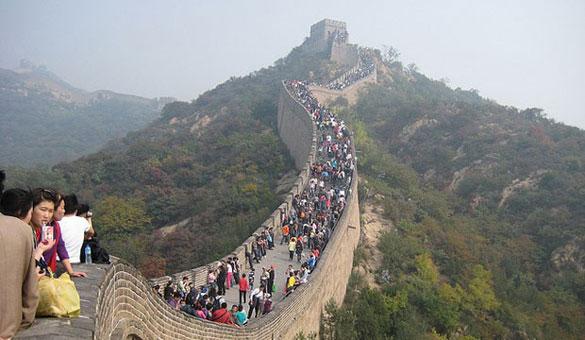 dunyanin-en-cok-ziyaret-edilen-10-ulkesi-cin Dünyanın En Çok Turist Ağırlayan 10 Ülkesi