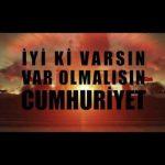 Şişli Belediyesinden,Duygularımızı Kabartan Cumhuriyet Filmi