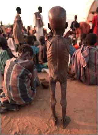 980903. AJIEP, SUDAN. Captin to come. For Sudan famine story by Don Melvin. RICH ADDICKS/STAFF Türkler ve Emperyalizm