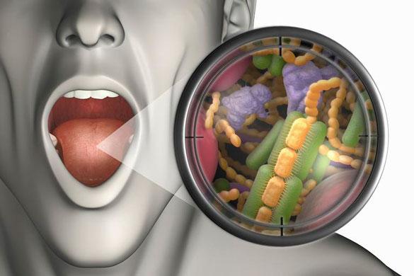 agiz-bakteri