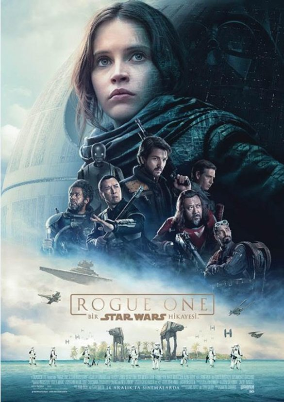 Star Wars Anthology: Rogue One