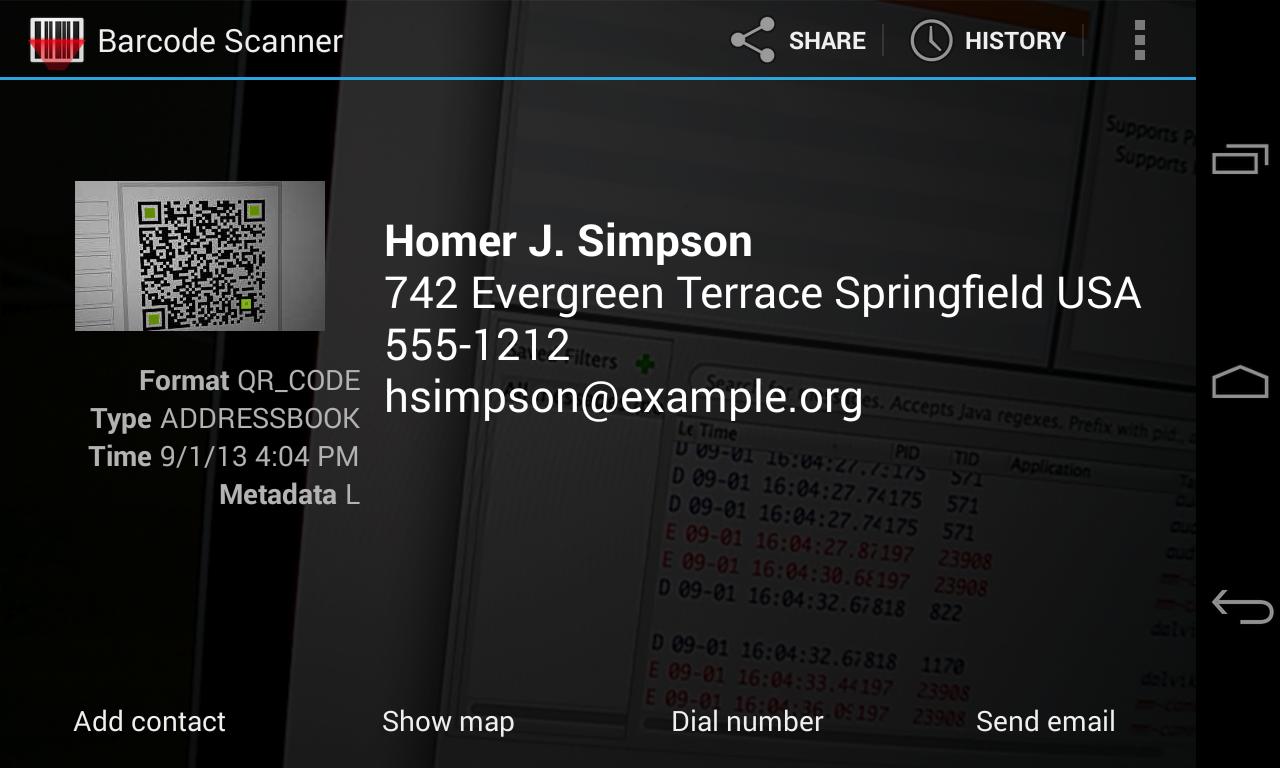 Barcode Scanner Akıllı Cihazlarda Olmazsa Olmaz 20 Uygulama