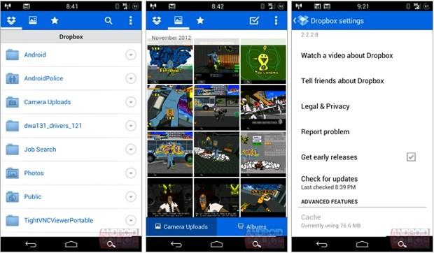 Dropbox Akıllı Cihazlarda Olmazsa Olmaz 20 Uygulama