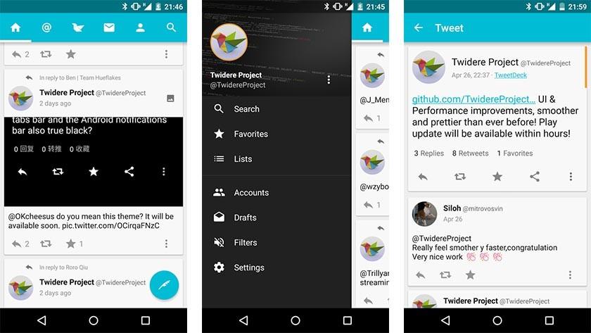 Twitter Akıllı Cihazlarda Olmazsa Olmaz 20 Uygulama