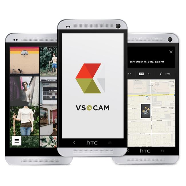 VSCO Cam Akıllı Cihazlarda Olmazsa Olmaz 20 Uygulama
