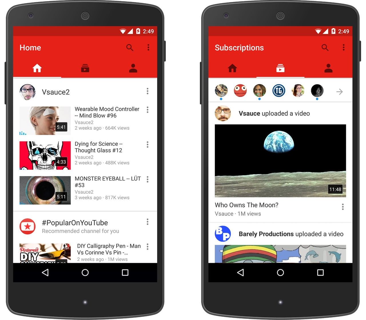 Youtube Akıllı Cihazlarda Olmazsa Olmaz 20 Uygulama