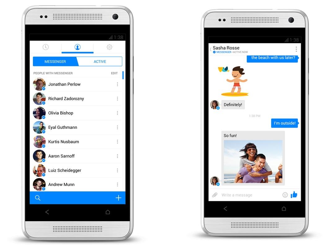 Messenger Akıllı Cihazlarda Olmazsa Olmaz 20 Uygulama