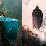 Dünyaca Ünlü Dijital Sanatçımız Hüseyin Şahin'den Olağanüstü 17 Eser!