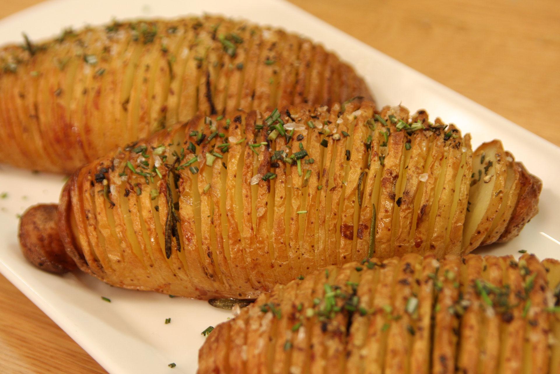 Tam Dilim Patates Tarifi, Nasıl Yapılır? (Videolu)