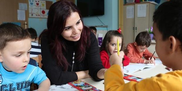 Dünyanın En İyi 50 Öğretmeni Arasına Giren Nurten Akkuş