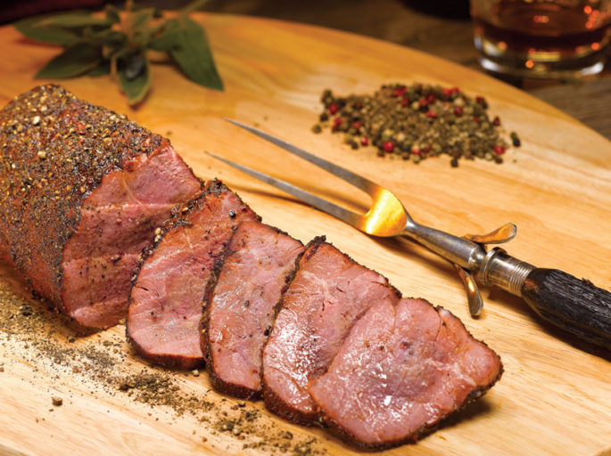 Karabiberli Roast Beef Tarifleri