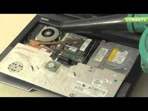 laptop fanı temizleme
